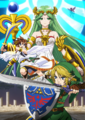 Artwork SSB4 Palutena