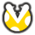 Icône Plante Piranha jaune Ultimate