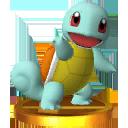 Trophée Carapuce 3DS