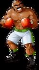 Art Bald Bull Wii