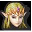 Icône 3DS Zelda rose