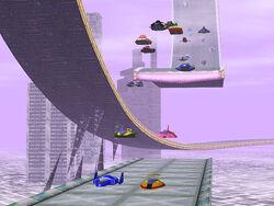 Image illustrative de l'article Mute City