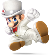 Art Mario marié Ultimate