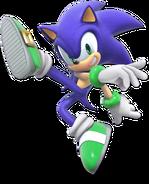 Art Sonic vert Ultimate