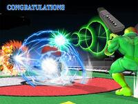 Félicitations Ness Melee All-Star