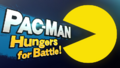 Splash art Pac-Man SSB4
