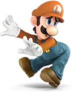 Art Luigi orange Ultimate