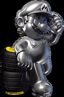 Art Mario de métal MK7