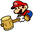 Art Mario papier CS
