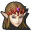 Icône 3DS Zelda rouge