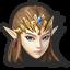 Icône Zelda U