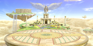 Temple de Palutena DF Ultimate