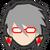 Icône Bayonetta rouge blanc Ultimate