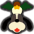 Icône Duo Duck Hunt bleu Ultimate