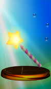 Trophée Baton étoile Melee