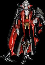 Art Dracula SotN