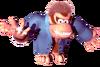 Art Swanky Kong DKC2