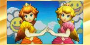 Félicitations Peach 3DS Classique