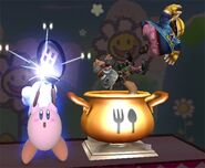 Kirby Smash final Brawl 4