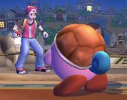 Kirby attaques Brawl 12