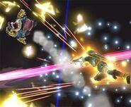 Link Smash final Brawl 4
