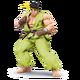 SSB4 Ryu vert