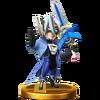 Trophée Wonder Bleu U