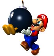 Mario Bob-Omb SM64