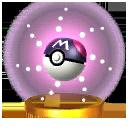 Trophée Master Ball 3DS