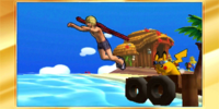 Félicitations Shulk 3DS All-Star