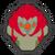 Icône Ganondorf rouge Ultimate