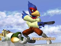 Félicitations Falco Melee Classique