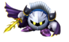 Meta Knight Artwork SSBB