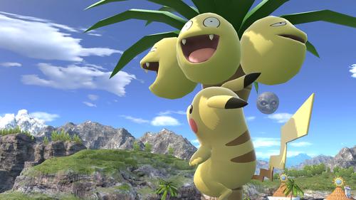 Félicitations Pikachu Ultimate