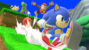 Félicitations Sonic Ultimate