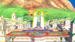 Place Delfino SSB Wii U