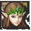 Icône 3DS Zelda vert