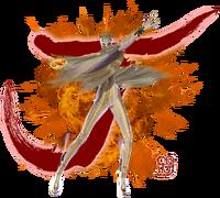 Art Cutie J Bayonetta