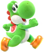 Art Yoshi Crafted World