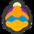 Icône Roi DaDiDou violet Ultimate