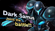 Splash art Dark Samus Ultimate