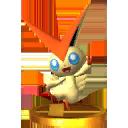 Trophée Victini 3DS