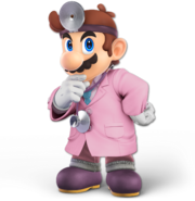 Art Dr. Mario rose Ultimate