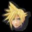 Icône 3DS Cloud noir