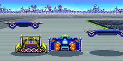 Image illustrative de l'article Mute City SNES