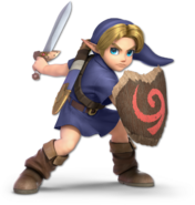 Art Link enfant bleu Ultimate