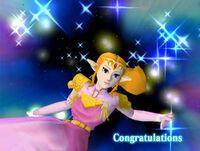 Félicitations Zelda Melee Classique
