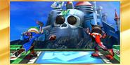 Félicitations Combattants Mii 3DS All-Star