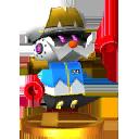 Trophée Capitaine de la Force Mii 3DS