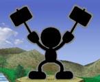 Mr. Game & Watch Melee Profil 13